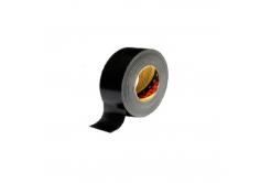 3M 389 Textilní lepicí páska 25 mm x 50 m, černá