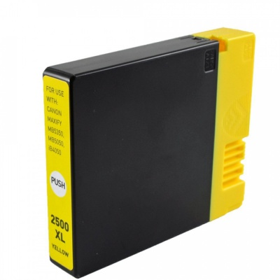 Canon PGI-2500XL žltá (yellow) kompatibilná cartridge