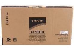 Sharp AL-103TD čierný (black) originálný toner