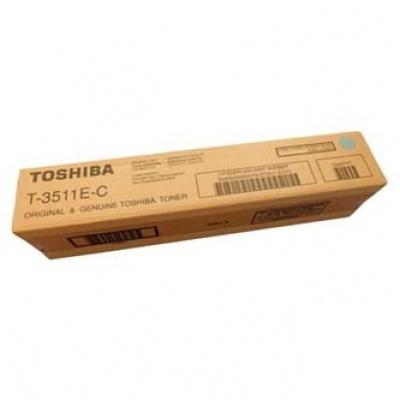 Toshiba T3511E azúrový (cyan) originálný toner