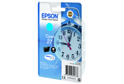 Epson originálna cartridge C13T27024022, 27, cyan, 3,6ml, Epson WF-3620, 3640, 7110, 7610, 7620