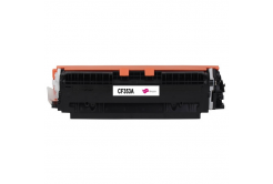 HP 130A CF353A purpurový (magenta) kompatibilný toner