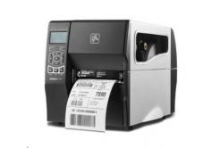 Zebra ZT230 ZT23043-T3E100FZ tlačiareň etikiet, 12 dots/mm (300 dpi), odlepovač, display, ZPLII, USB, RS232, LPT
