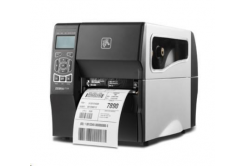 Zebra ZT230 ZT23043-T3EC00FZ tlačiareň etikiet, 12 dots/mm (300 dpi), odlepovač, display, ZPLII, USB, RS232, Wi-Fi