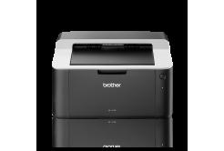 BROTHER tiskárna laserová mono HL-1112E - A4, 20ppm, 600x600, 1MB, GDI, USB 2.0, čierna