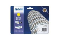 Epson T79044010 žltá (yellow) originálna cartridge