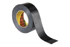 3M 2904 Silná univerzální textilní páska, černá, 48 mm x 50 m