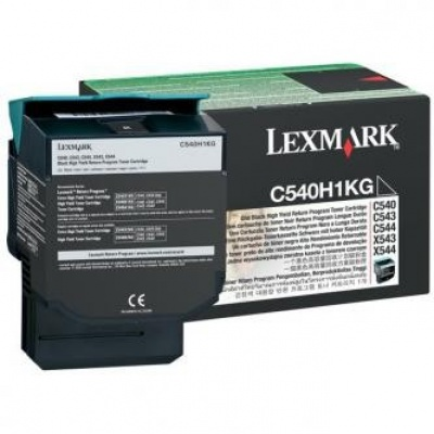Lexmark C540H1KG černý (black) originální toner