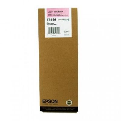 Epson T544600 svetle purpurová (light magenta) originálna cartridg
