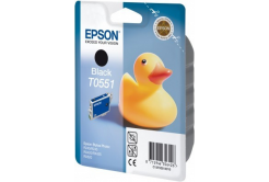 Epson T055140 čierna (black) originálna cartridge