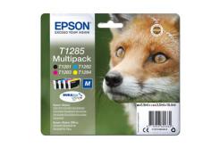 Epson originálna cartridge C13T12854012, T1285, CMYK, 16,4ml, Epson Stylus S22, SX125, 420W, 425W, Stylus Office BX305