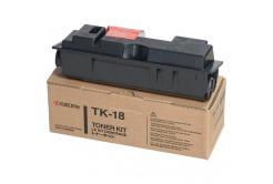 Kyocera Mita TK-18 čierný (black) originálny toner