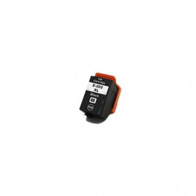 Epson 202XL T02G1 čierna (black) kompatibilna cartridge