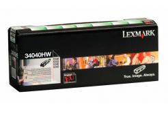 Lexmark 34040HW čierný (black)originálny toner