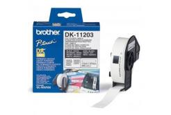 Brother DK-11203, 17mm x 87mm, originálna papierová role