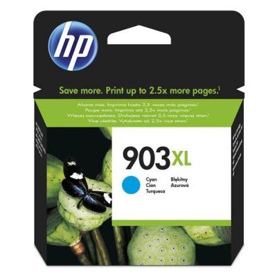 HP 903XL T6M03AE azúrová (cyan) originálna cartridge