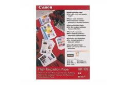 Canon High Resolution Paper, foto papír, speciálně vyhlazený, bílý, A4, 106 g/m2, 50 ks, HR-1