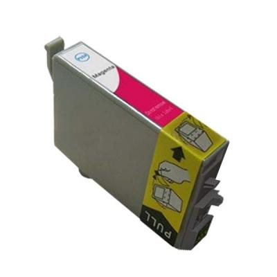 Epson 502XL T02W340 purpurová (magenta) kompatibilna cartridge