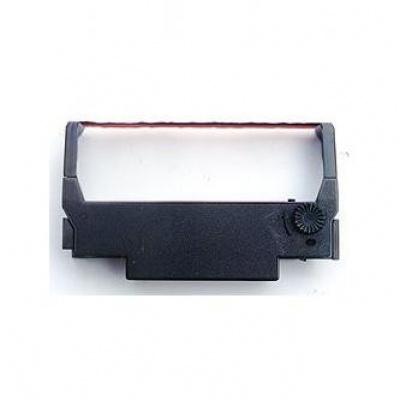Epson originálna páska do pokladny, C43S015376, ERC 38, červeno-čierna, Epson TM-300, U-375, 2