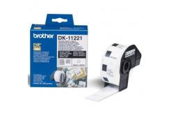 Brother DK-11221, 23mm x 23mm, originálna papierová role