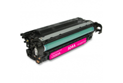 HP 504A CE253A purpurový (magenta) kompatibilný toner