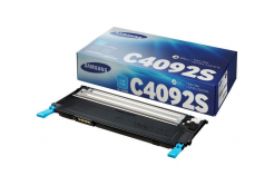 HP SU005A / Samsung CLT-C4092S/ELS azúrový (cyan) originálny toner