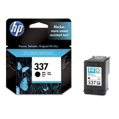 HP 337 C9364E čierna (black) originálna cartridge