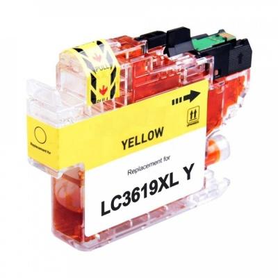 Brother LC-3619XL žltá (yellow) kompatibilna cartridge