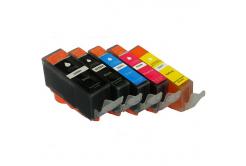 Canon CLI-526 Bk, C,M,Y + PGI-525Bk multipack kompatibilná cartridge